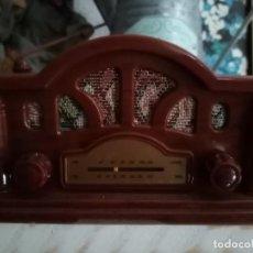 Radios antiguas: APARATO DE RADIO COLECCIÓN DE LA NOSTALGIA DE LA RADIO. Lote 212903631
