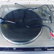 Radios antiguas: TOCADISCOS JVC QL-A200,FUNCIONA PERFECTAMENTE. Lote 212931641