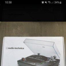 Radios antiguas: PLATO AUDIO-TECHNICA MODELO AT-LP120BK USBHS10. Lote 213141847