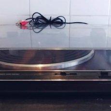 Radios antiguas: TOCADISCOS PIONEER PL-555Z,FUNCIONA PERFECTAMENTE. Lote 213183888