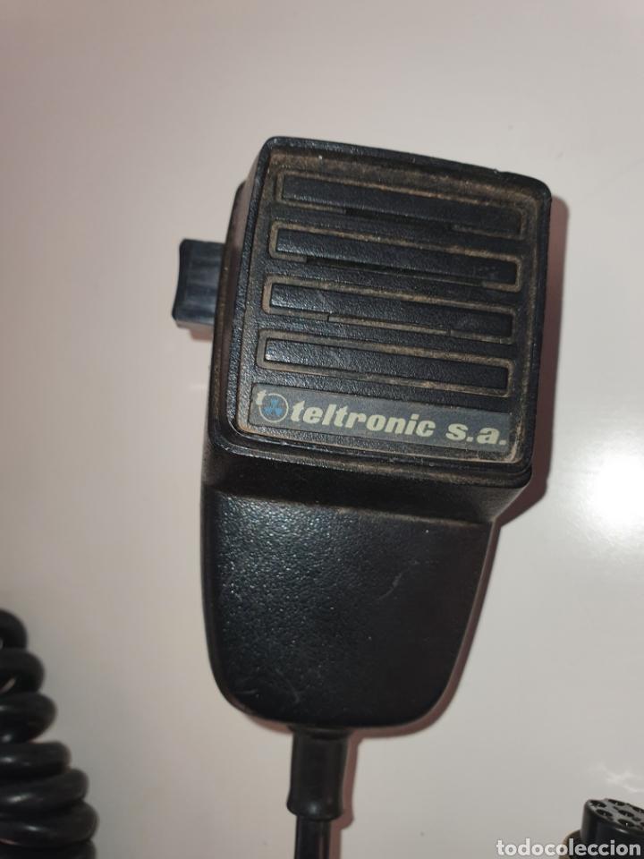 Radios antiguas: microfono pera teltronic - Foto 2 - 213439491