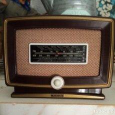 Radios antiguas: APARATO DE RADIO COLECCION DE LA NOSTALGIA DE LA RADIO. Lote 213601125
