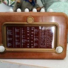 Radios antiguas: APARATO DE RADIO- COLECCIÓN DE LA NOSTALGIA DE LA RADIO. Lote 213601256