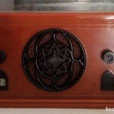 Radios antiguas: APARATO DE RADIO COLECCIÓN DE LA NOSTALGIA DE LA RADIO. Lote 213601460
