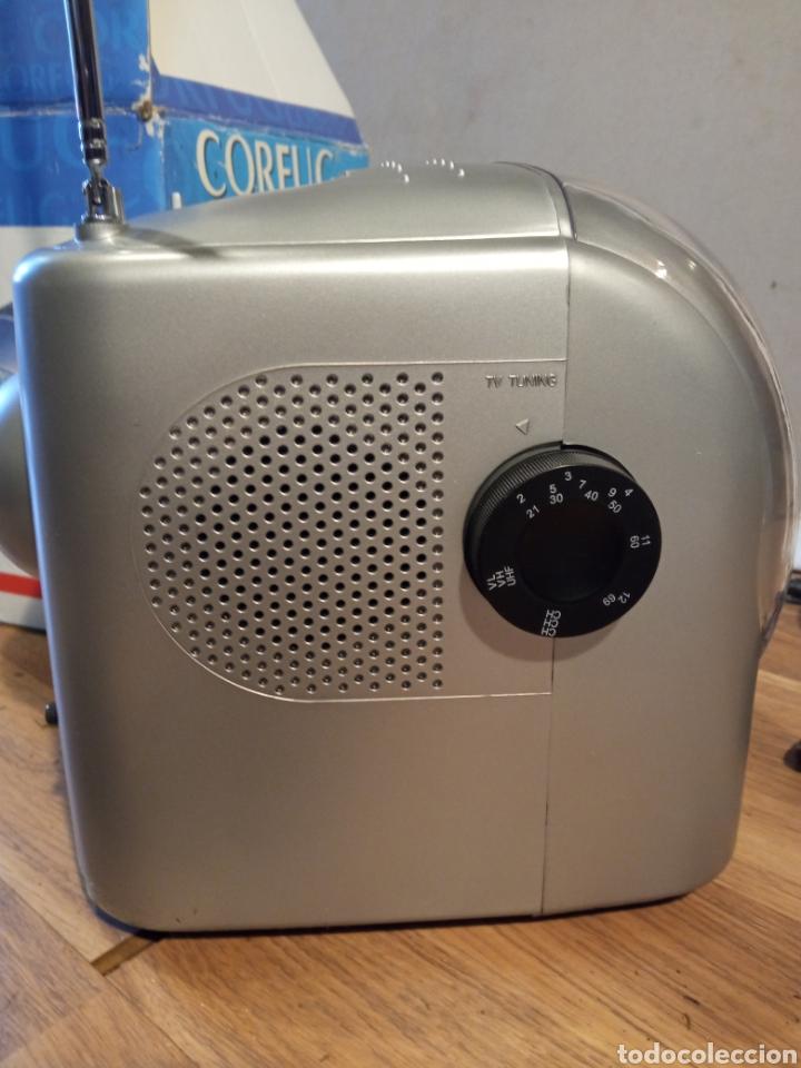 Radios antiguas: Televisor radio GORFU. - Foto 4 - 213738891