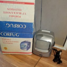 Radios antiguas: TELEVISOR RADIO GORFU.. Lote 213738891