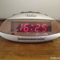 Radios antiguas: RADIO DESPERTADOR. Lote 214072320