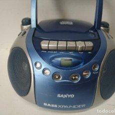 Radios antiguas: RADIO SANYO. Lote 214134246