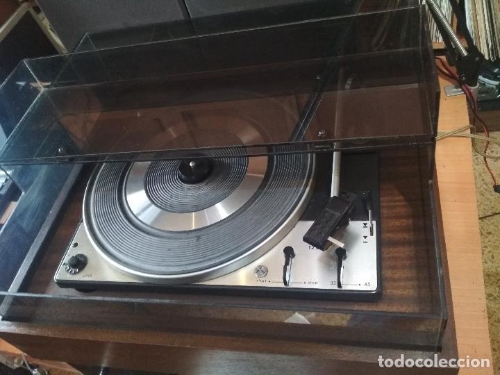Radios antiguas: TOCADISCOS KASTELL DUAL1225 AUTOMATICO PEPETO ELECTRONICA - Foto 3 - 214229991