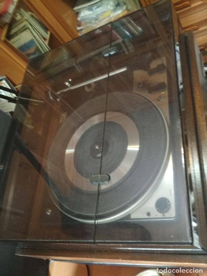 Radios antiguas: TOCADISCOS KASTELL DUAL1225 AUTOMATICO PEPETO ELECTRONICA - Foto 4 - 214229991