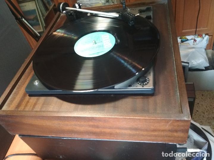 Radios antiguas: TOCADISCOS KASTELL DUAL1225 AUTOMATICO PEPETO ELECTRONICA - Foto 10 - 214229991
