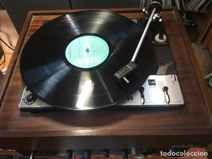 Radios antiguas: TOCADISCOS KASTELL DUAL1225 AUTOMATICO PEPETO ELECTRONICA - Foto 16 - 214229991