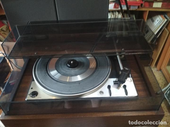 TOCADISCOS KASTELL DUAL1225 AUTOMATICO PEPETO ELECTRONICA (Radios, Gramófonos, Grabadoras y Otros - Transistores, Pick-ups y Otros)