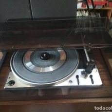 Radios antiguas: TOCADISCOS KASTELL DUAL1225 AUTOMATICO PEPETO ELECTRONICA. Lote 214229991