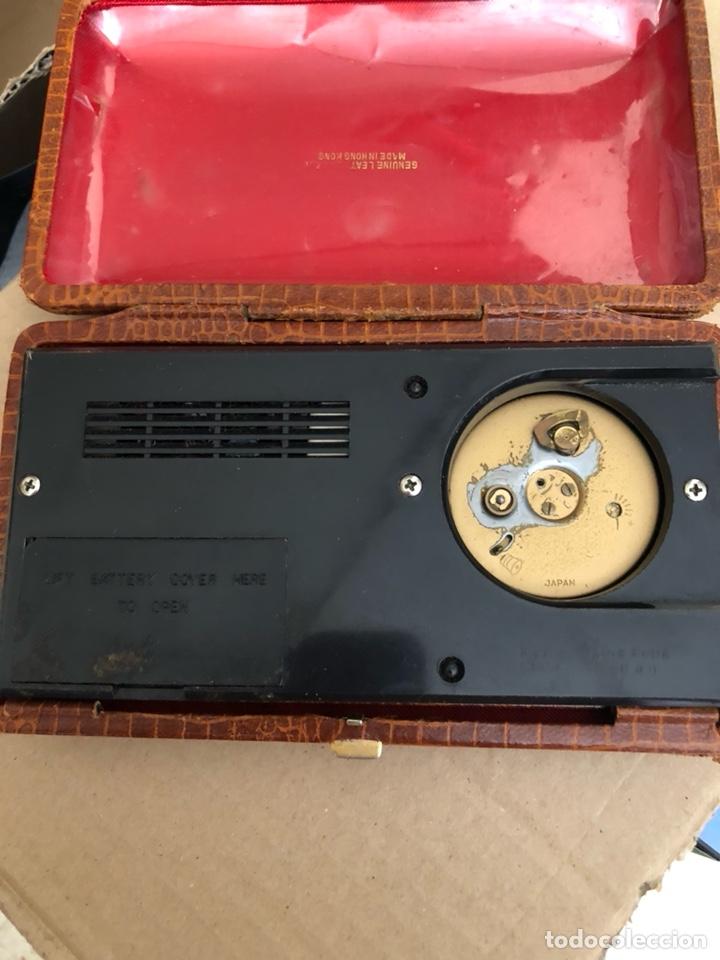 Radios antiguas: Antigua transistor portátil four star - Foto 5 - 214260922