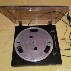Radios Anciennes: TOCADISCOS-PLATO-GIRADISCOS. TELEFUNKEN AUTOMATIC BELT DRIVE TURNTABLE - ENVIO CERTIFICADO INCLUIDO.. Lote 214458815