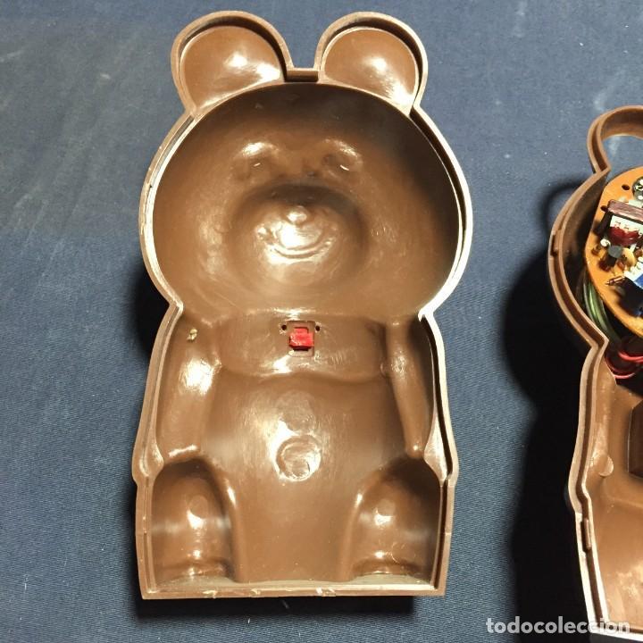 Radios antiguas: radio transistor osito con lazo hong kong 18x9x10cms - Foto 6 - 215038536
