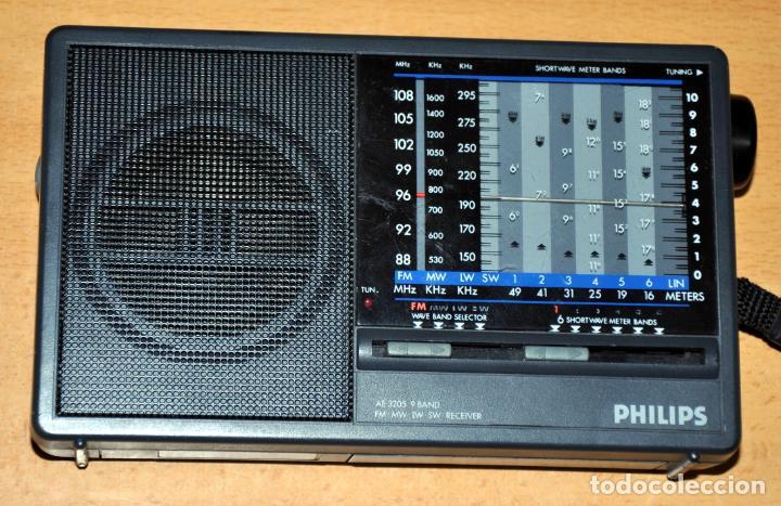 Radios antiguas: DETALLE 1. - Foto 2 - 215145516
