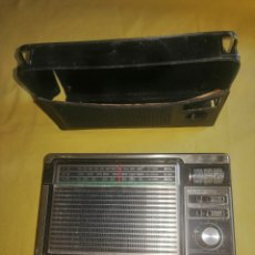 Radios antiguas: RADIO - NATIONAL PANASONIC DE 3 BANDAS - CON SU FUNDA Y FUNCIONANDO . ENVIO CERTIFICADO INCLUIDO.. Lote 269106453