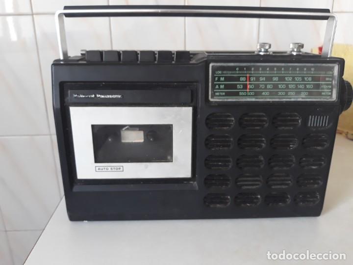 RADIO NATIONAL PANASONIC MODEL RQ 512S (Radios, Gramófonos, Grabadoras y Otros - Transistores, Pick-ups y Otros)