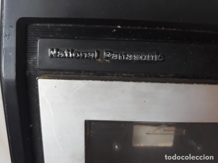 Radios antiguas: RADIO NATIONAL PANASONIC Model RQ 512S - Foto 3 - 228136885