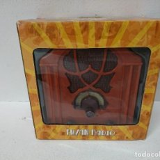 Radios antiguas: RADIOS DE ANTAÑO. MINIATURA. Lote 216823086