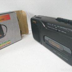 Radios antiguas: RADIO CASSETTE SUNNY. Lote 216942025