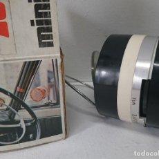 Radios antiguas: RADIO TRANSISTOR LOTUS MINIAUTO. Lote 216942061
