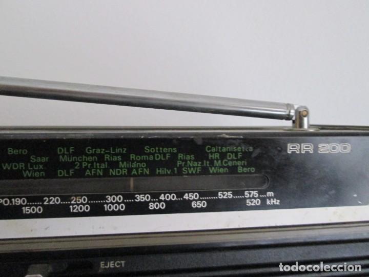Radios antiguas: radiocasete philips radio recorder - Foto 2 - 217025622