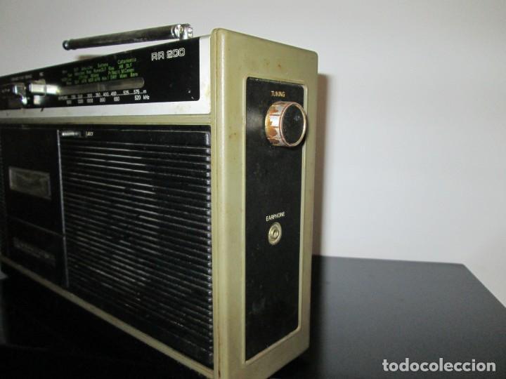 Radios antiguas: radiocasete philips radio recorder - Foto 6 - 217025622