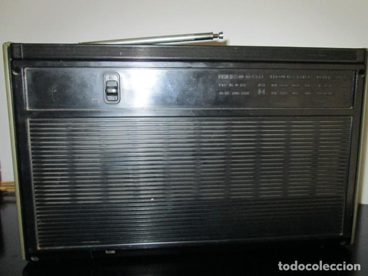Radios antiguas: radiocasete philips radio recorder - Foto 7 - 217025622