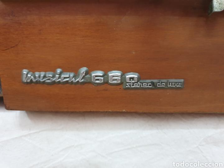 Radios antiguas: Tocadiscos Pe - Foto 4 - 217065246