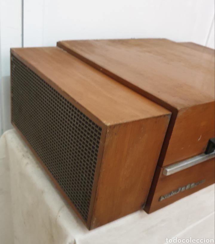 Radios antiguas: Tocadiscos Pe - Foto 5 - 217065246