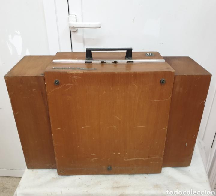 Radios antiguas: Tocadiscos Pe - Foto 9 - 217065246