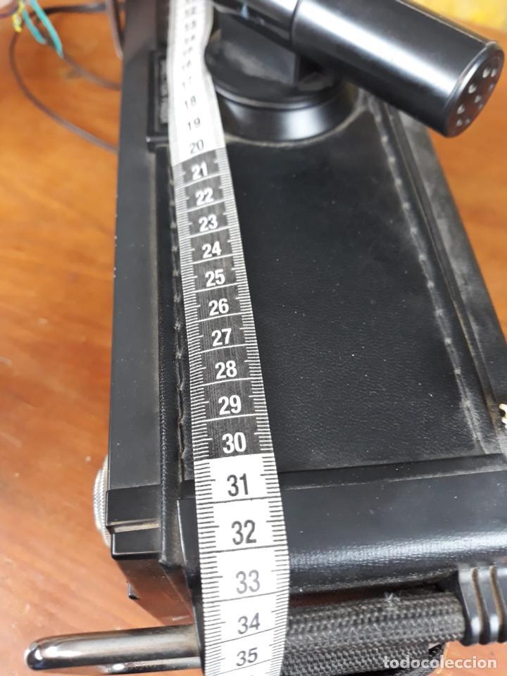 Radios antiguas: Radio intrón antigua com etiqueta - como nueva - Foto 2 - 217108387