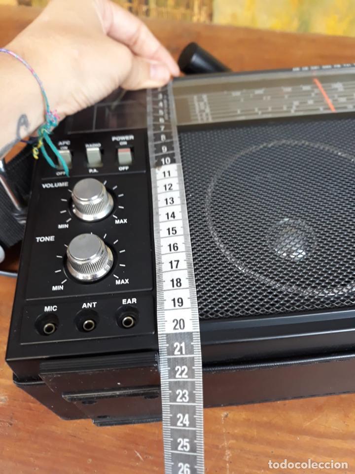 Radios antiguas: Radio intrón antigua com etiqueta - como nueva - Foto 3 - 217108387