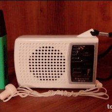 Radios antiguas: RADIO SANYO RP 1270, FUNCIONA, VER VÍDEO.. Lote 217117443