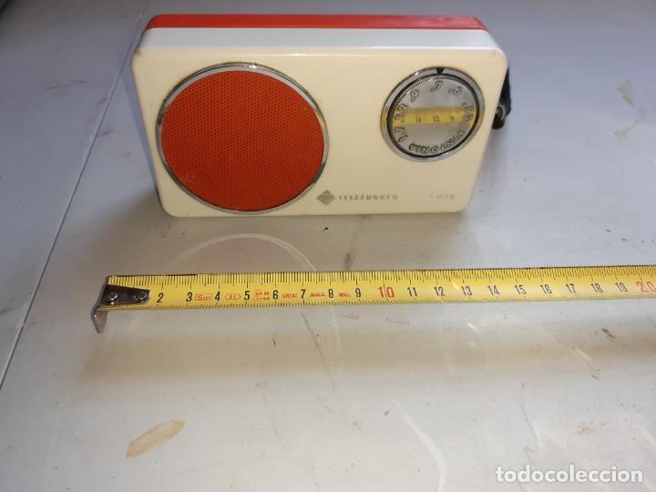 TRANSISTOR TELEFUNKEN ANTIGUO (Radios, Gramófonos, Grabadoras y Otros - Transistores, Pick-ups y Otros)