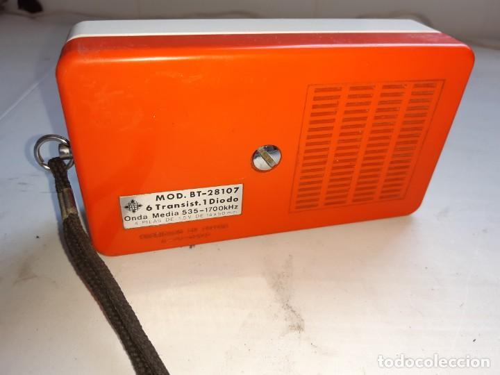 Radios antiguas: Transistor telefunken antiguo - Foto 2 - 217118801