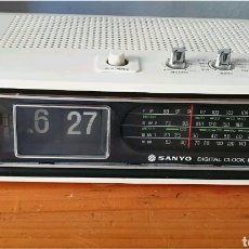 Radios antiguas: RADIO SANYO ELECTRIC CO ..LTD. RM 8401. Lote 217151758
