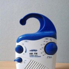 Radios antiguas: APARATO DE RADIO PARA BAÑO. Lote 217255682