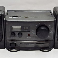 Radios antiguas: RADIO AM-FM ADDEX DESIGIN MC7. Lote 217379292
