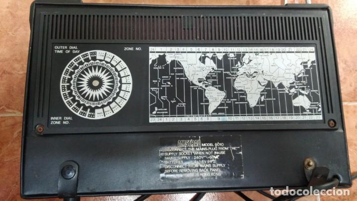 Radios antiguas: Radio antiguo amstrad multibanda - Foto 4 - 217536352