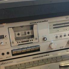 Radios antiguas: EQUIPO MARANTZ 3000 2100 1090. Lote 218042746