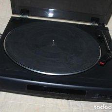Radios antiguas: TOCADISCOS SONY PS-LX56 PEPETO ELECTRONICA VER VIDEO. Lote 218100397