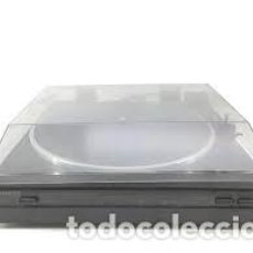 Radios antiguas: TOCADISCOS KENWOOD AUTOMATICO P 31 PEPETO ELECTRONICA VER VIDEO. Lote 218109131