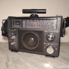 Radios antiguas: VINTAGE RADIO CASSETTE MARCA INTRON (FUNCIONANDO) MUY BUEN ESTADO. Lote 218210537