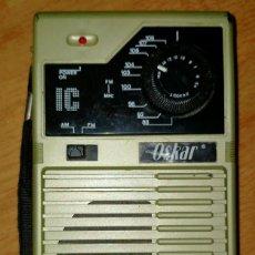Radios antiguas: RADIO OSKAR. Lote 218257295