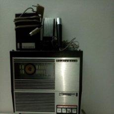 Radios antiguas: ANTIGUO MAGNETOFONO MAGNETOPHON TELEFUNKEN 302 TS ALEMANIA AÑOS 60. Lote 218325577