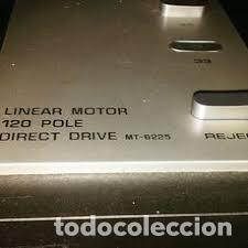 Radios antiguas: TOCADISCOS FISHER MT 6225 DIRECT DRIVE LINEAR MOTOR Pepeto Electronica ver video - Foto 5 - 218325657